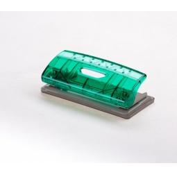 фото Дырокол прямоугольный Office Force Stationery Mini. Цвет: зеленый