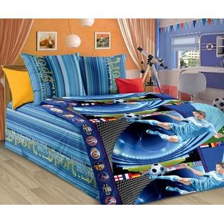 Купить Детский комплект постельного белья Бамбино «Пенальти»