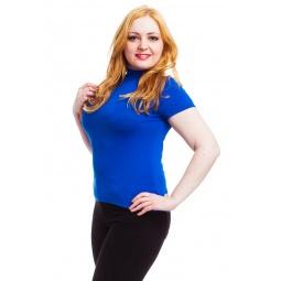 фото Водолазка Mondigo XL 037. Цвет: синий. Размер одежды: 52