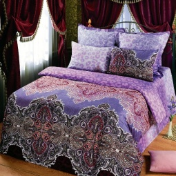 фото Комплект постельного белья АртПостель «Роскошь». 1,5-спальный