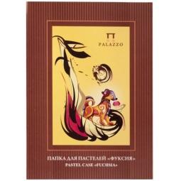 фото Папка для пастели Палаццо «Фуксия». Формат: A3