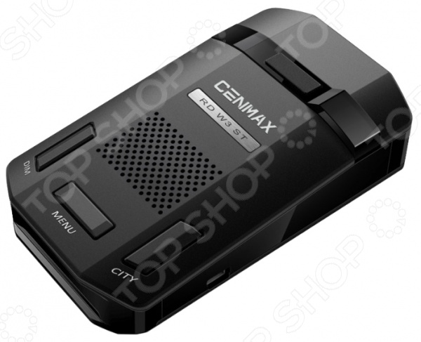 Радар-детектор CENMAX RD W3 ST GPS CENMAX - артикул: 637120