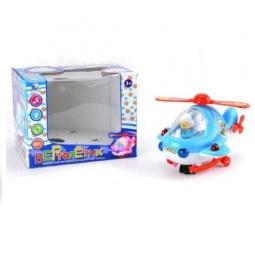 фото Вертолет игрушечный со световыми эффектами Shantou Gepai QS139
