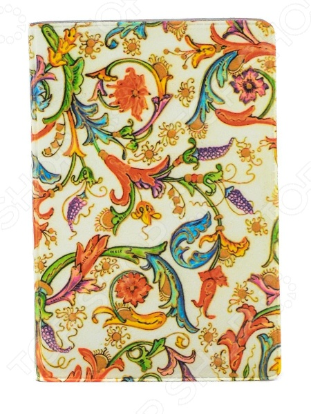 Визитница Mitya Veselkov «Райский сад» юбка карандаш printio райский сад