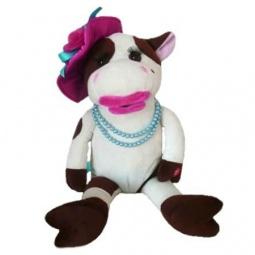 Купить Мягкая игрушка интерактивная «Корова БессаМумуча»