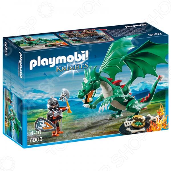 Конструктор игровой Playmobil 6003 «Рыцари: Великий Дракон» playmobil игровой набор королева лунного света с жеребенком пегаса