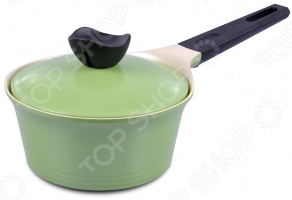 Ковш с крышкой Frybest Ever Green
