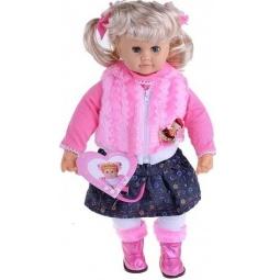 фото Кукла интерактивная Shantou Gepai «Настенька» 621092