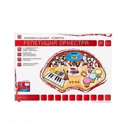 фото Коврик музыкальный Наша Игрушка «Репетиция оркестра»