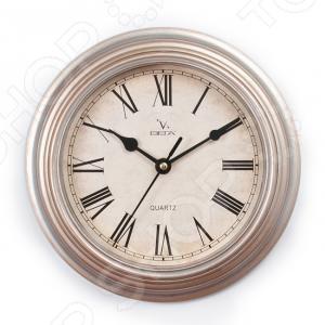 Часы настенные Вега Н 0182 «Римская классика/перламутр»