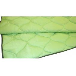 фото Одеяло TAC M-jacquard. Размерность: 2-спальное. Размер: 195х215 см. Цвет: зеленый