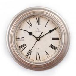 Купить Часы настенные Вега Н 0182 «Римская классика/перламутр»