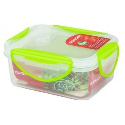 фото Контейнер для хранения продуктов Oursson Clip Fresh CP0400S. Цвет: зеленый