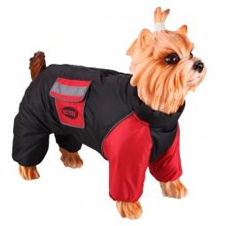 Купить Комбинезон-дождевик для собак DEZZIE «Ротвейлер»