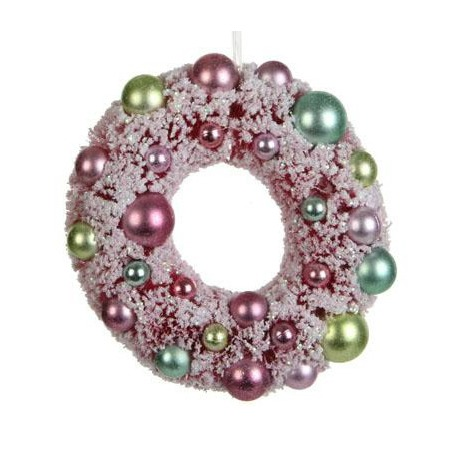Купить Елочное украшение Christmas House «Венок»