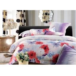 фото Комплект постельного белья Tiffany's Secret «Букет». 2-спальный. Размер наволочки: 50х70 см — 2 шт