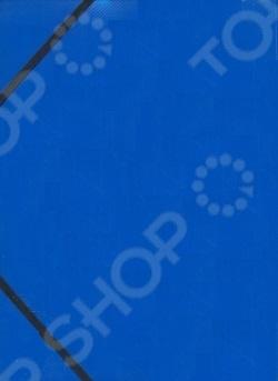 Папка для документов Erich Krause Diagonal. В ассортиментеПапки, архивы<br>Товар продается в ассортименте. Цвет изделия при комплектации заказа зависит от товарного ассортимента на складе. Папка для документов Erich Krause Diagonal на двух резинках отлично подойдет для хранения документов или просто часто используемых рабочих бумаг формата А4. В такой папке важные бумаги не помнутся, не потеряются и всегда будут под рукой. Вы сможете упорядочить рабочую документацию, а в офисе или рабочем кабинете будет порядок.<br>