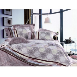 фото Комплект постельного белья Tiffany's Secret «Монако». Евро. Размер наволочки: 50х70 см — 2 шт