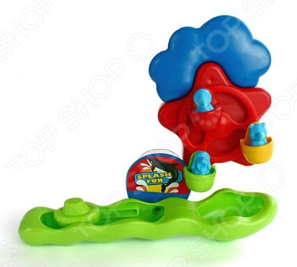 Игрушка для ванной Жирафики «Каруселька». Уцененный товар