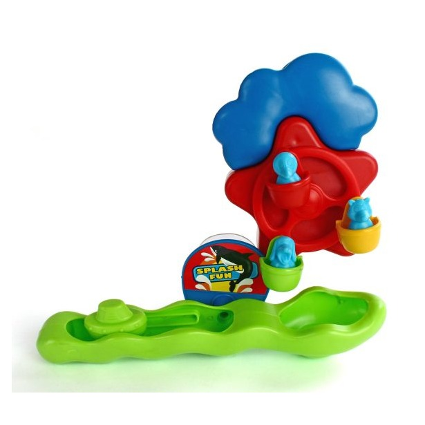 фото Игрушка для ванны Жирафики «Каруселька»