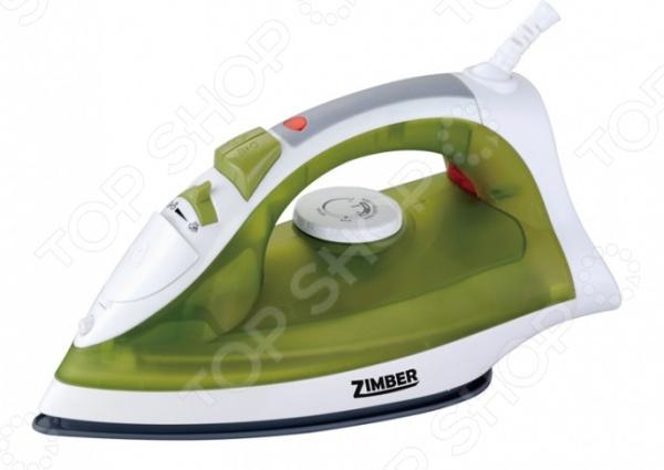 Утюг Zimber ZM-10807 наземный низкий светильник favourite leon 1814 1f