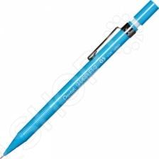 Карандаш механический Pentel Sharplet-3 пригодится и школьникам во время учебного процесса, и офисным работникам. В отличие от обыкновенного простого карандаша его не надо постоянно затачивать, прочный корпус не поломается. Если стержень в карандаше закончится, то его можно просто поменять, не покупая себе новый карандаш.