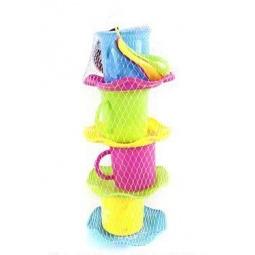 фото Набор посуды игрушечный Shantou Gepai «Чаепитие»