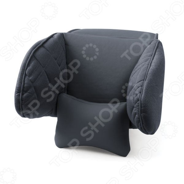 Подушка на подголовник Autoprofi COM-0250 Comfort Autoprofi - артикул: 576389