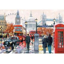 Купить Пазл 1000 элементов Castorland «Лондон»