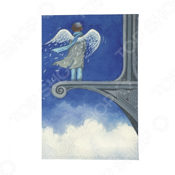 Визитница Mitya Veselkov «Ангел в небесах»
