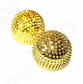 Набор магнитных шаров для массажа Bradex KZ 0253Мячи массажные<br>Набор магнитных шаров для массажа Bradex KZ 0253 это уникальные шарики, которые чрезвычайно полезны для офисных работников у которых устают руки. На руках находится на 20000 больше нервных окончаний чем на ступнях, поэтому так важна мануальная терапия, ведь она позволит поддержать ваш организм в наилучшей форме. Магнитная бусинка внутри шара способствует улучшению самочувствия и стимулирует циркуляцию внутренней энергии. На поверхности шара находится более 400 игл, которые воздействуют на все акупунктурные точки тела, что улучшит состояние здоровья и общее самочувствие. Использование этих шаров быстро войдет у вас в привычку, ведь вы сразу заметите, что постоянная усталость и вялость стали отступать!<br>