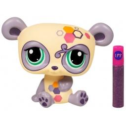 фото Набор игровой для девочек Littlest Pet Shop Раскрась своего питомца. В ассортименте