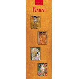 Купить Климт. 4 магнитные закладки