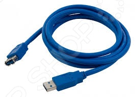 Кабель Ningbo USB 3.0 AM-AF-BR usb 3 0 am to af cable blue 1 8m length