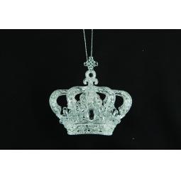 Купить Елочное украшение Crystal Deco «Корона 3D»