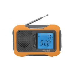 фото Радиоприемник Hyundai H-1615. Цвет: оранжевый