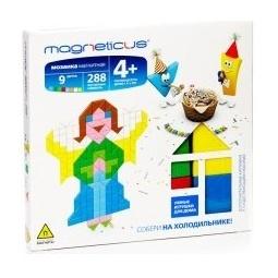 Купить Мозаика магнитная Magneticus MM-17BL