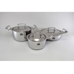 фото Набор кухонной посуды Stahlberg MIRANDA 1726-S
