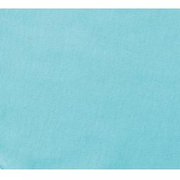 фото Наволочка ТексДизайн с клапаном трикотажная. Цвет: бирюзовый. Размер наволочки: 50х70 см