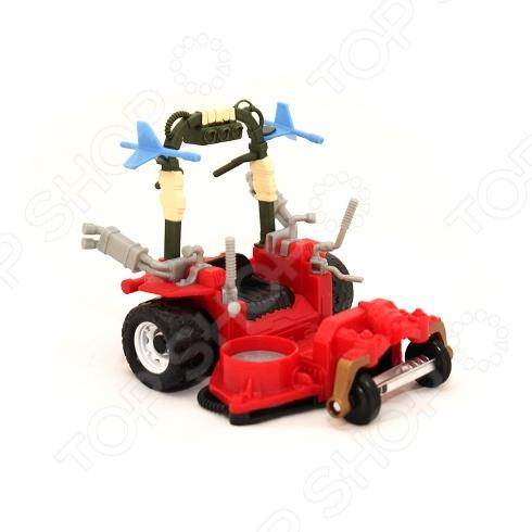 Газонокосилка Nickelodeon «Черепашки-Ниндзя» черепашки ниндзя гидроцикл 94053 с 4 лет