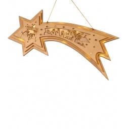 фото Декорация подвесная Star Trading «Падающая звезда»