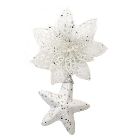 Купить Украшение новогоднее Новогодняя сказка «Цветок» 972220