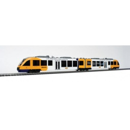 фото Дизель-поезд на аналоговом управлении Mehano ALSTOM LINT 41