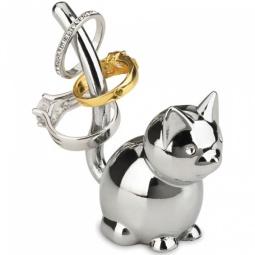 Купить Подставка для колец Umbra Zoola Chrome «Кошка»