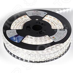 Лента светодиодная Эра 3528-220-60LED-IP67-W-eco-25m