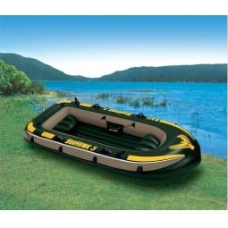 Купить Лодка надувная Intex «Морской ястреб 4» 68351