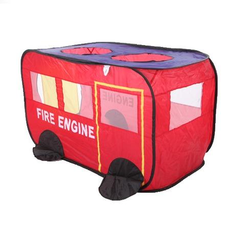 Купить Палатка игровая IPlay «Пожарная машина»