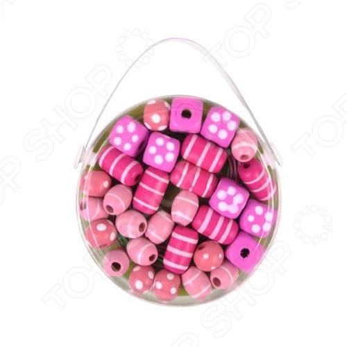 Набор для создания украшений Bead Bazaar «Розовая лошадка» bead bazaar изумрудная дымка