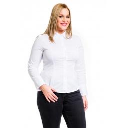 фото Рубашка Mondigo XL 9604. Цвет: белый. Размер одежды: 52