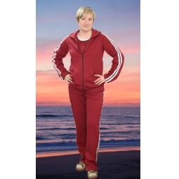 фото Спортивный костюм Матекс «Диана» бордовый. Размер: 46-48